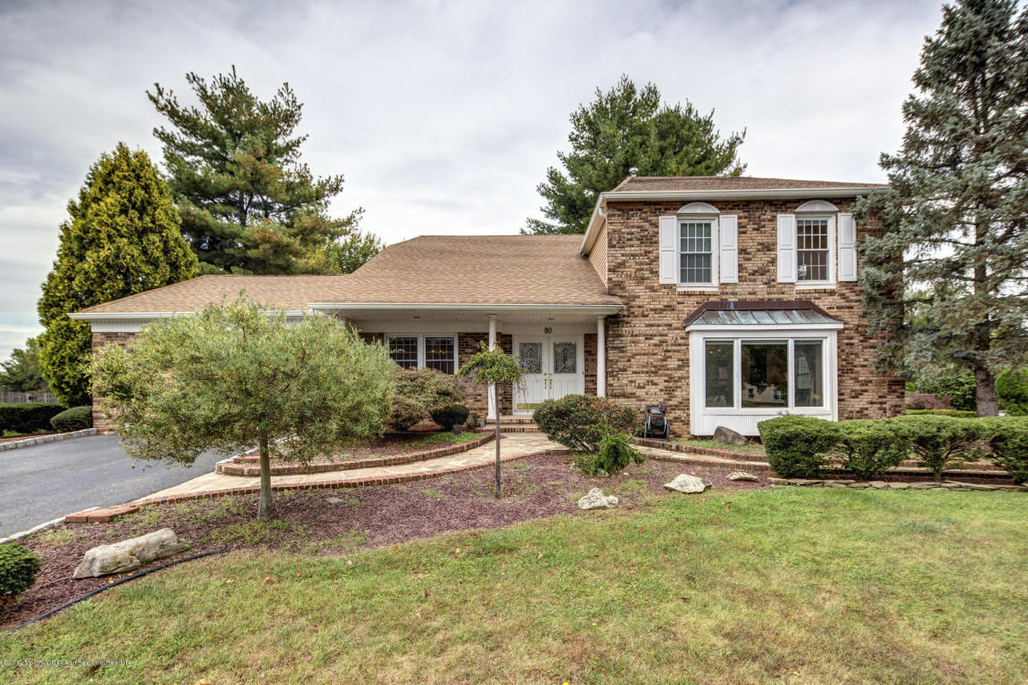 80  Homestead Circle,  Marlboro, NJ