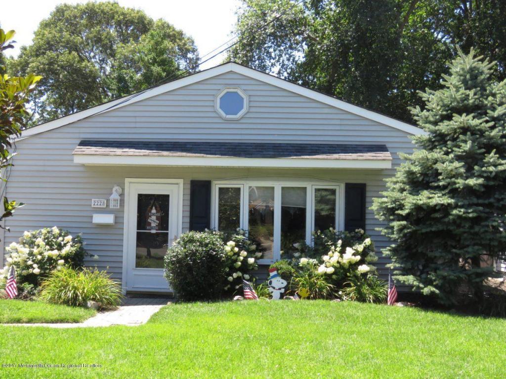 2228  Kenneth Road,  Point Pleasant, NJ