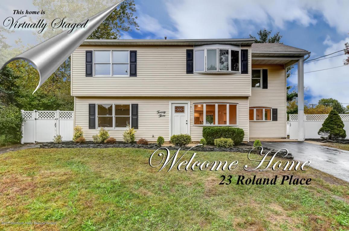 23  Roland Place,  Hazlet, NJ