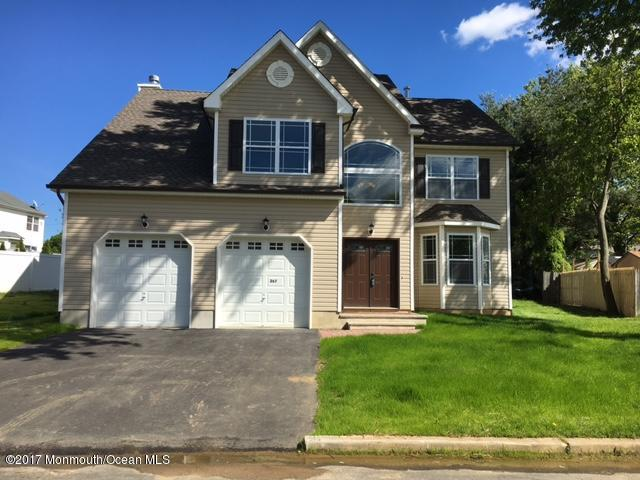267  Barbara Place,  Aberdeen, NJ