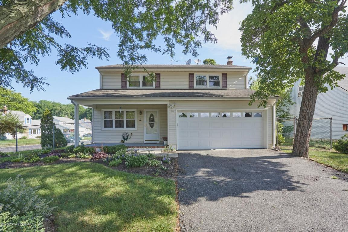 18  Lisa Drive,  Hazlet, NJ
