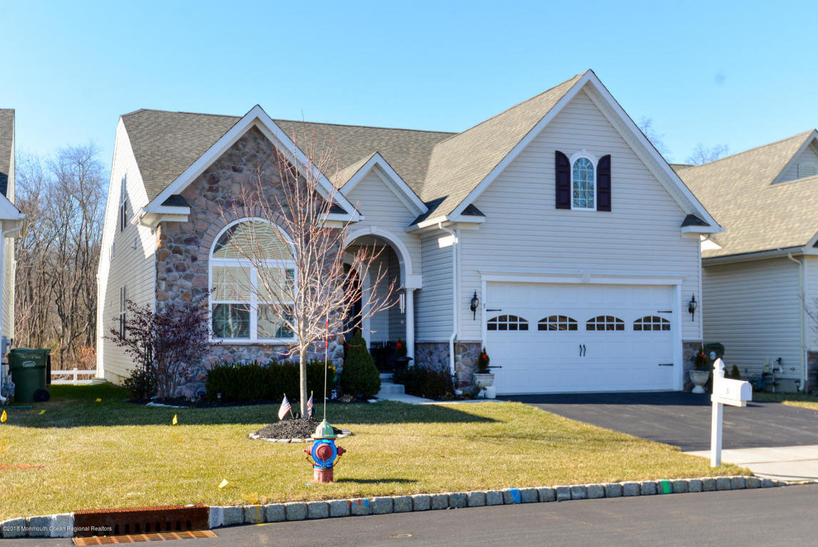 5  Forsgate Way,  Lakewood, NJ