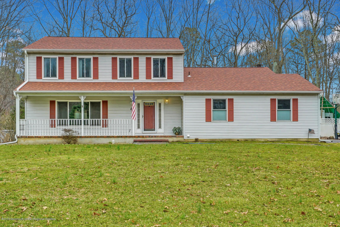 6  Holly Hill Drive,  New Egypt, NJ