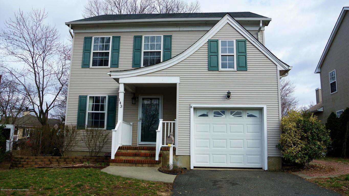 143  Luppatatong Avenue,  Keyport, NJ