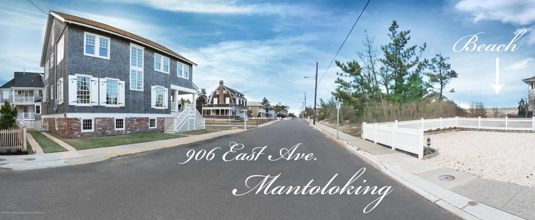 906  East Avenue,  Mantoloking, NJ