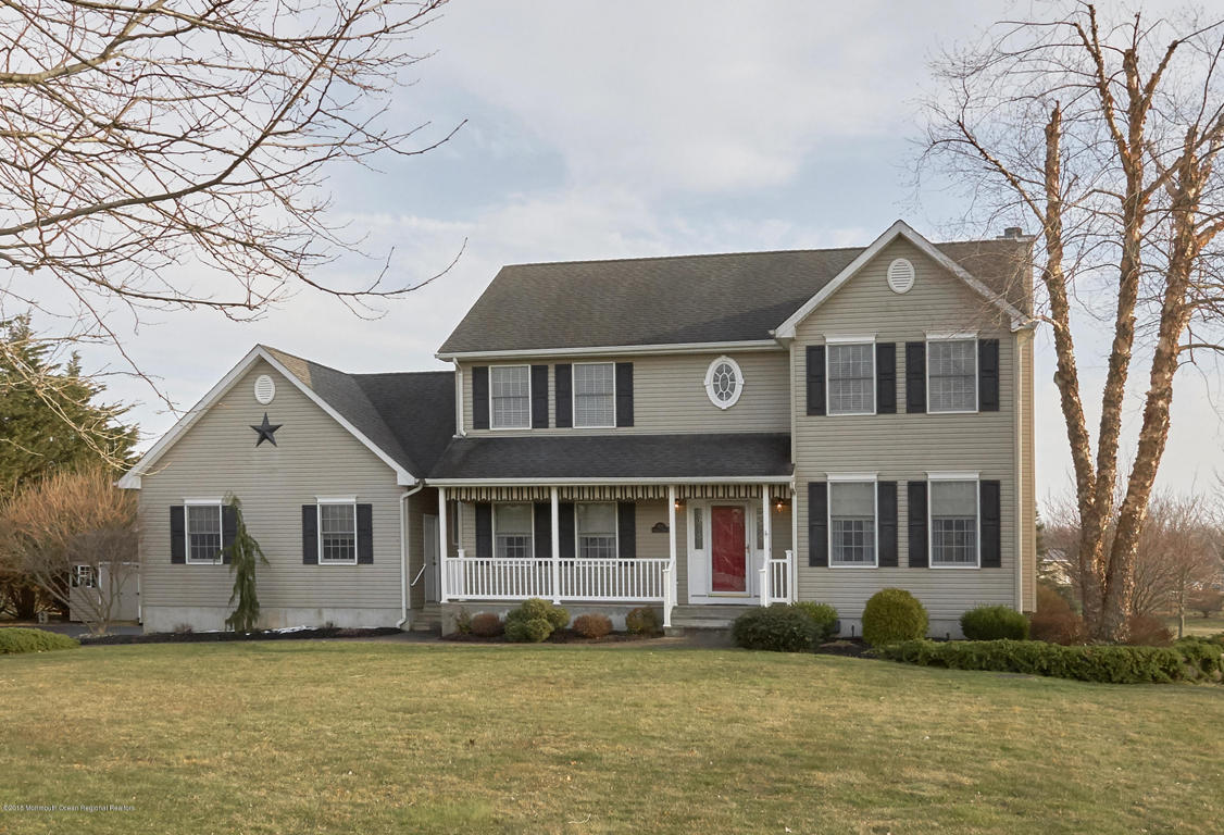 322  Fieldcrest Drive,  New Egypt, NJ