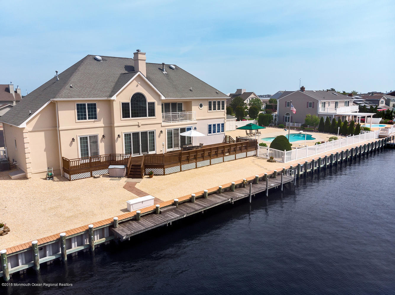 292  Curtis Point Drive,  Mantoloking, NJ