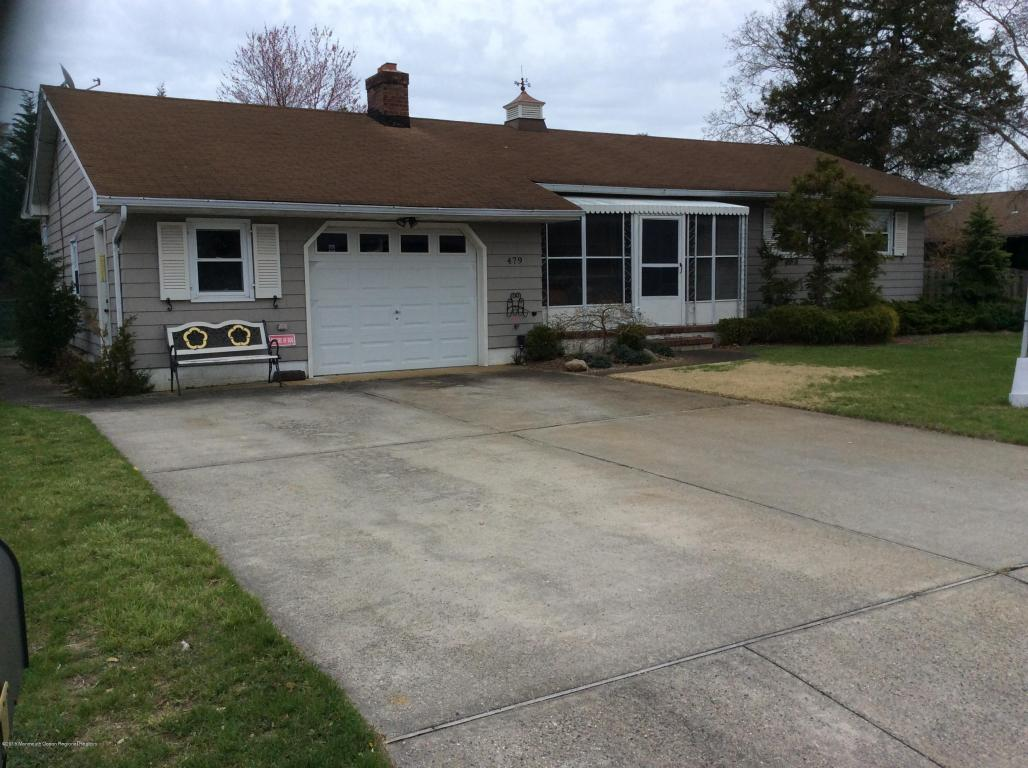 479  Barnacle Road,  Forked River, NJ