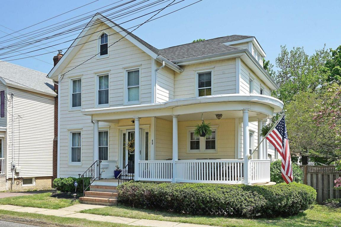 49  Green Grove Avenue,  Keyport, NJ