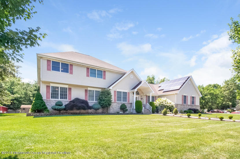 2284  Forest Ridge Court,  Toms River, NJ
