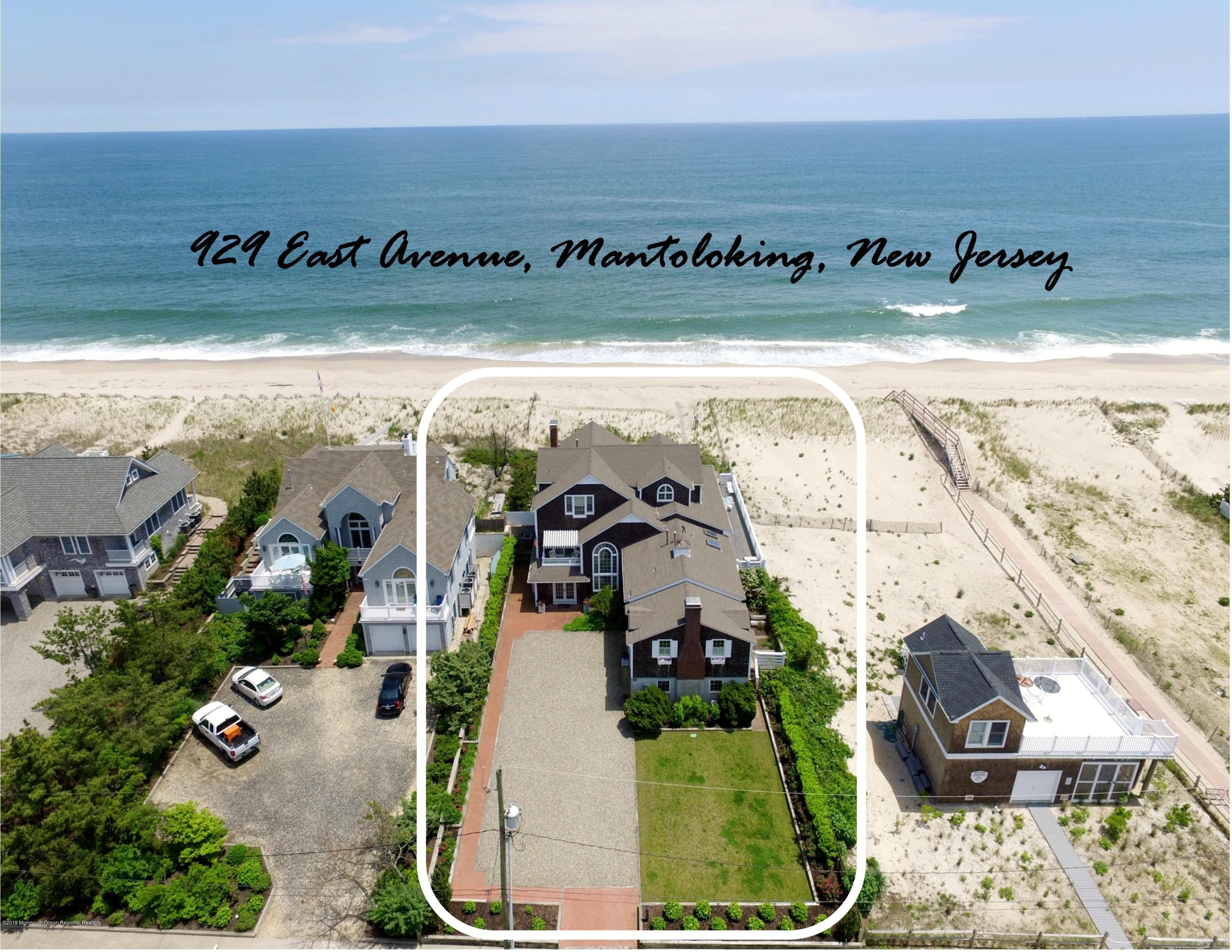 929  East Avenue,  Mantoloking, NJ