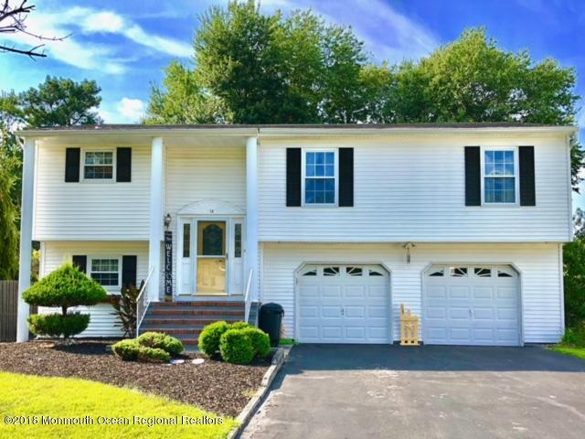 14  Cidermill Court,  Howell, NJ