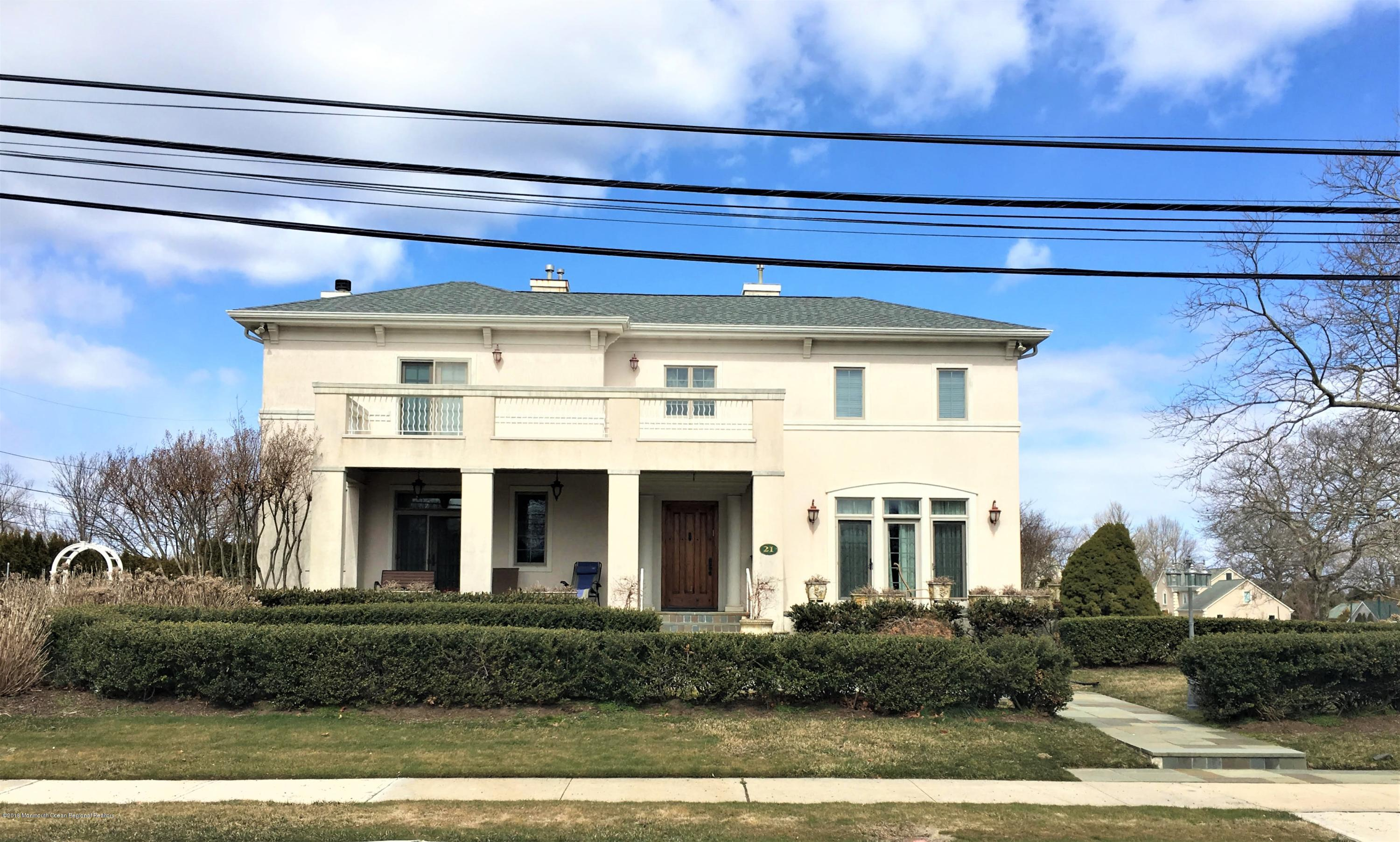 21  Lawrence Avenue,  Deal, NJ