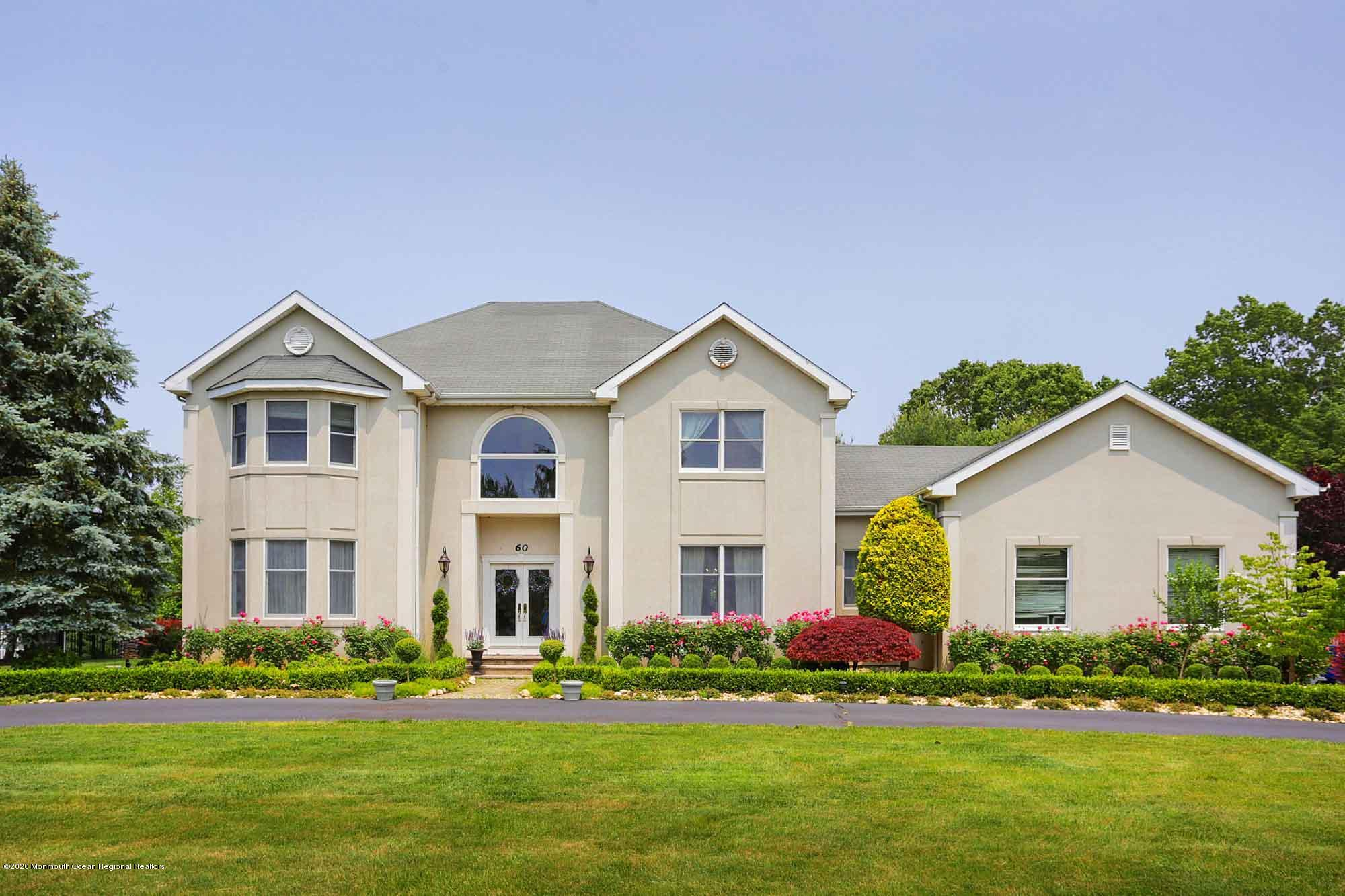 60  Highland Ridge Road,  Manalapan, NJ