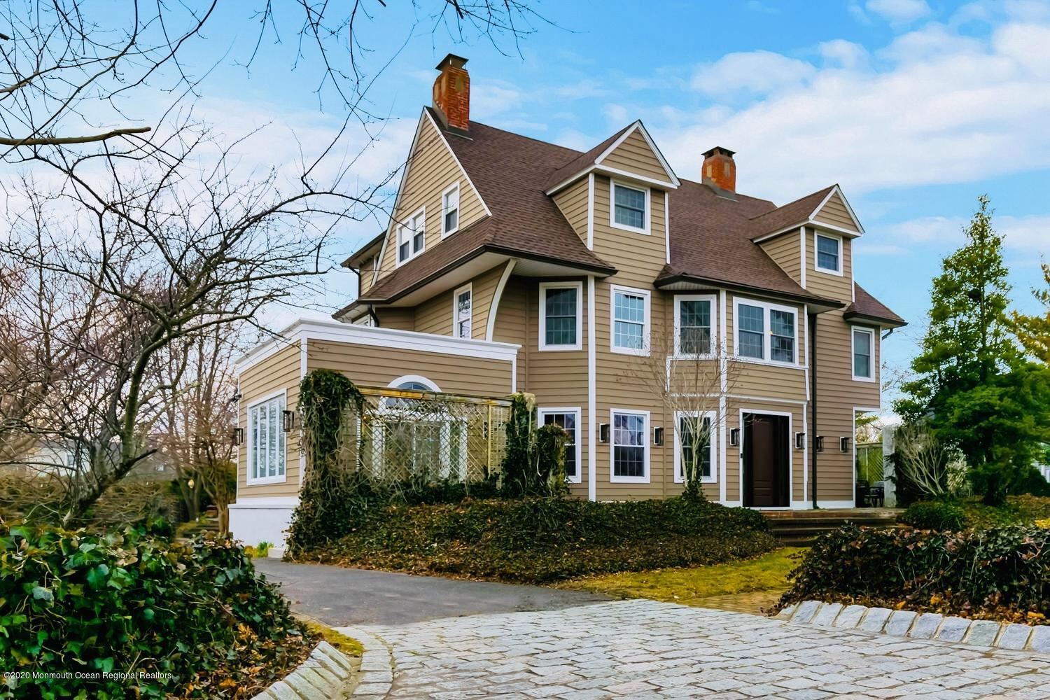 34  River Avenue,  Monmouth Beach, NJ