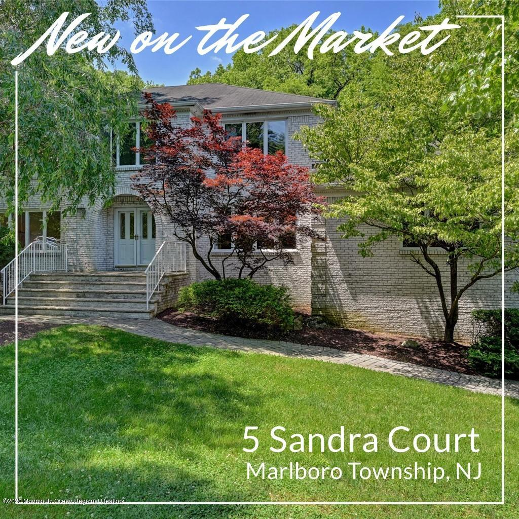 5  Sandra Court,  Marlboro, NJ