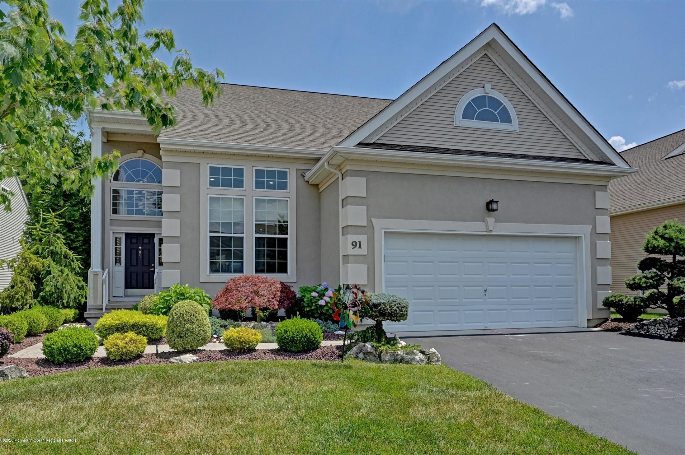 91  Wintergreen Drive,  Manalapan, NJ