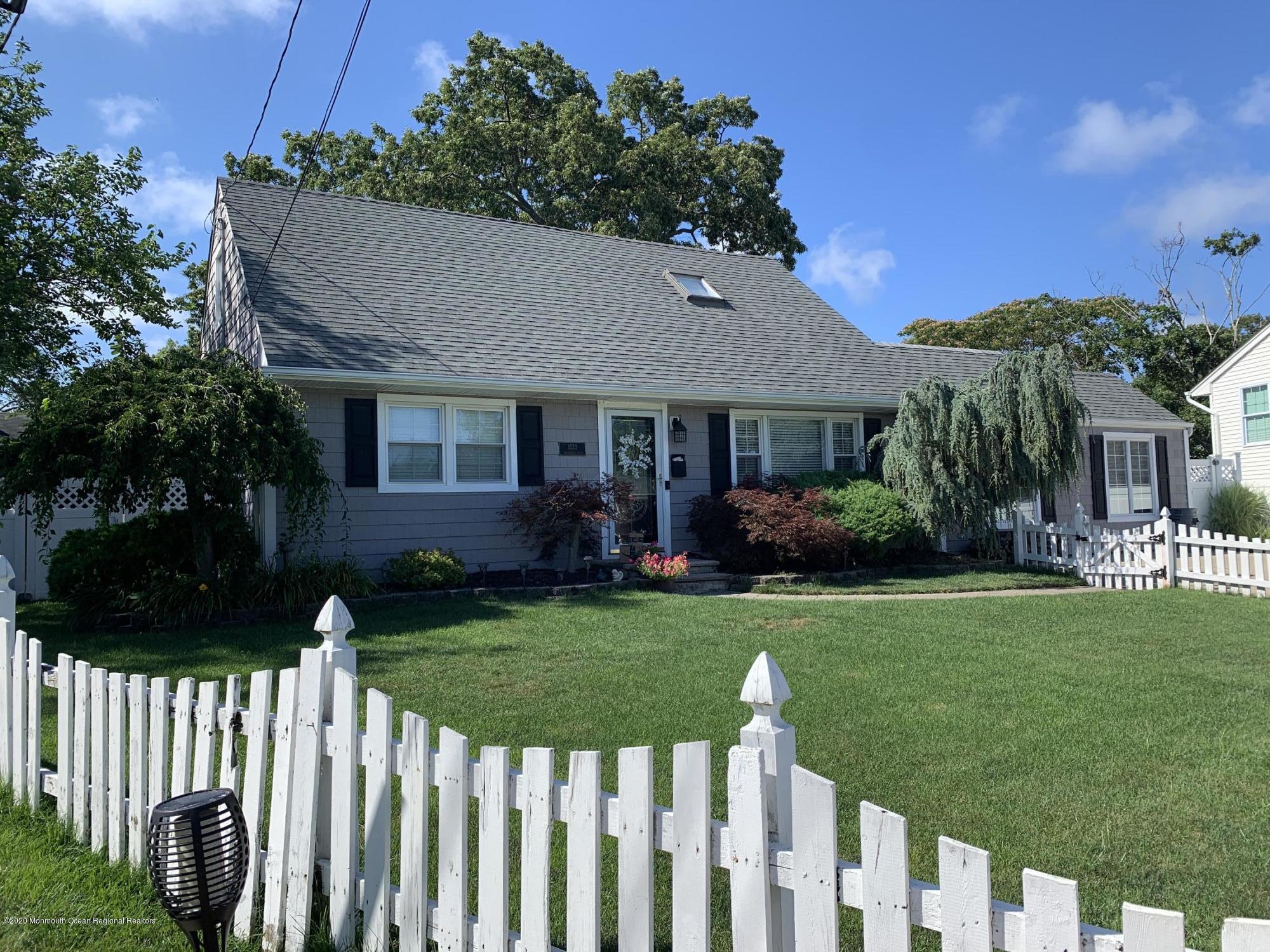 1523  Treeneedle Road,  Point Pleasant, NJ