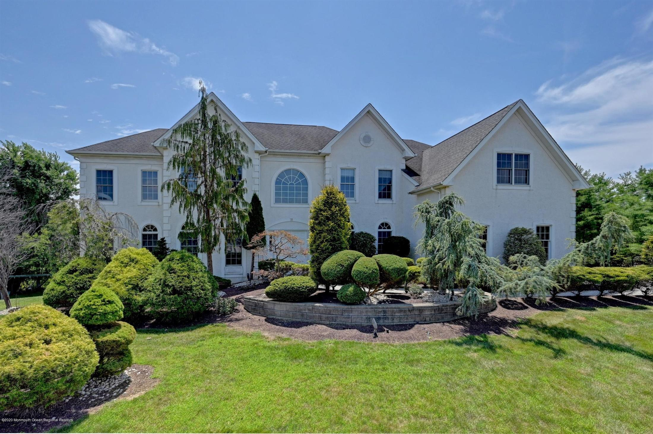 18  Clymer Court,  Marlboro, NJ