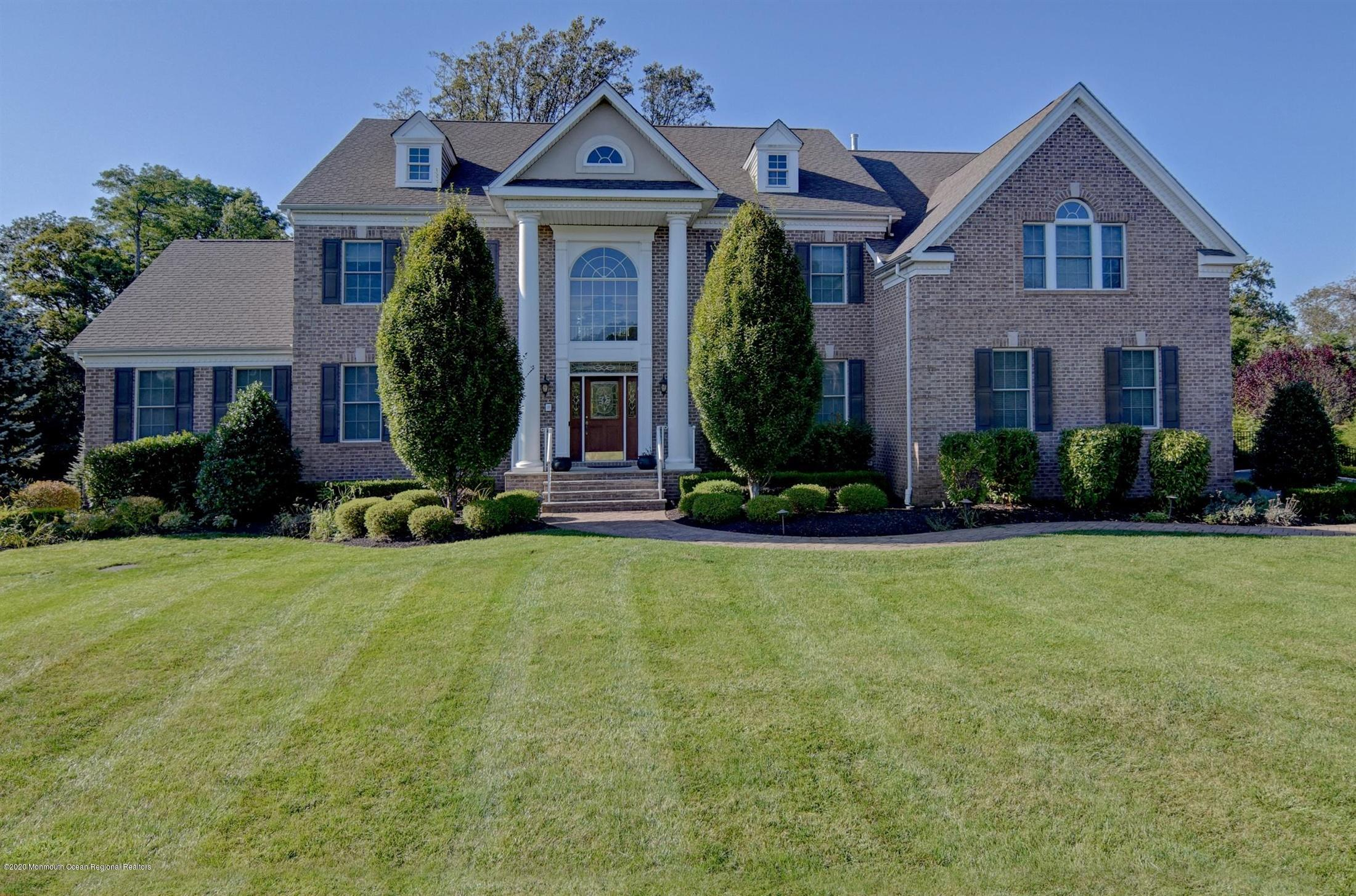 8  Saratoga Court,  Morganville, NJ
