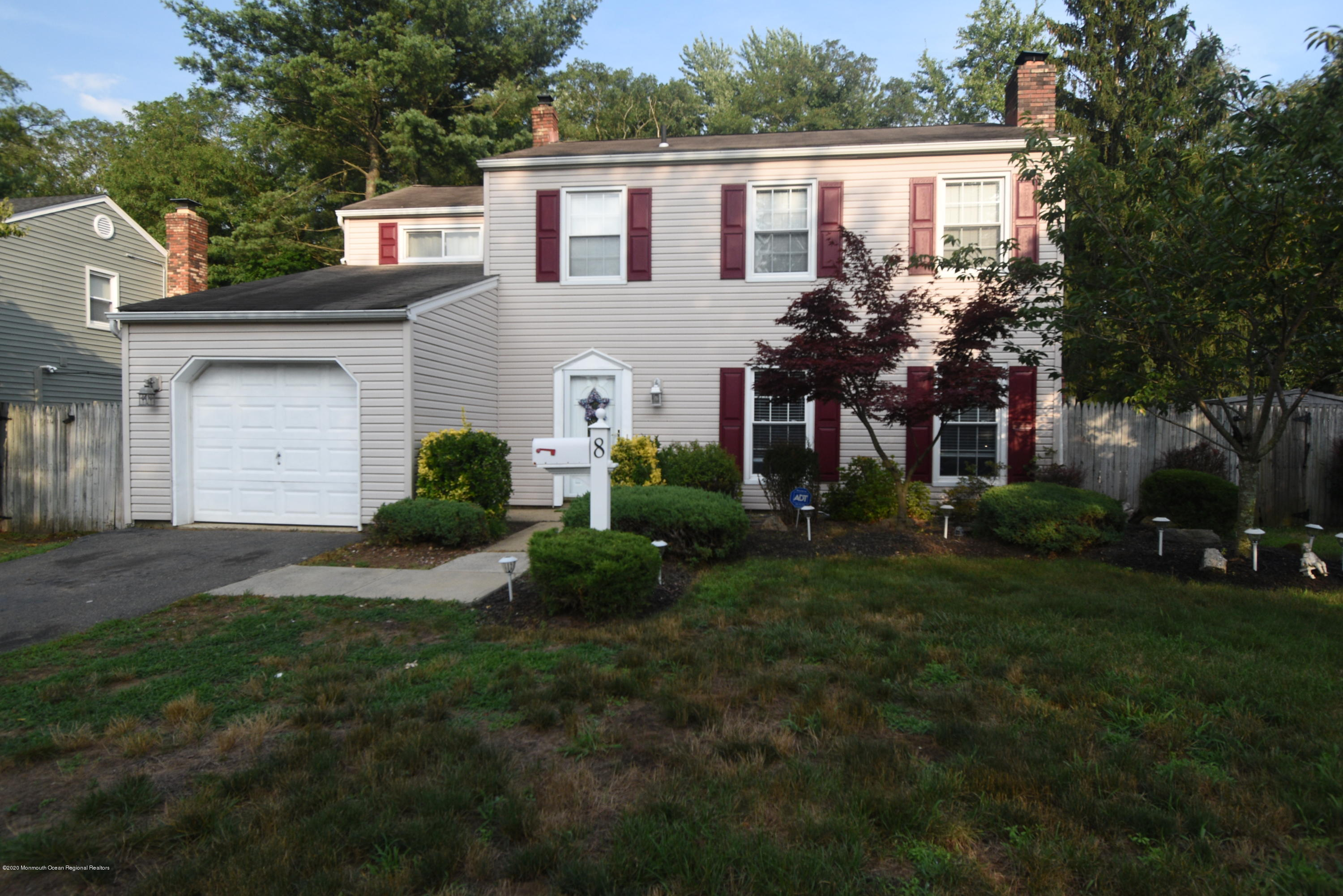 8  Templer Way,  Hazlet, NJ