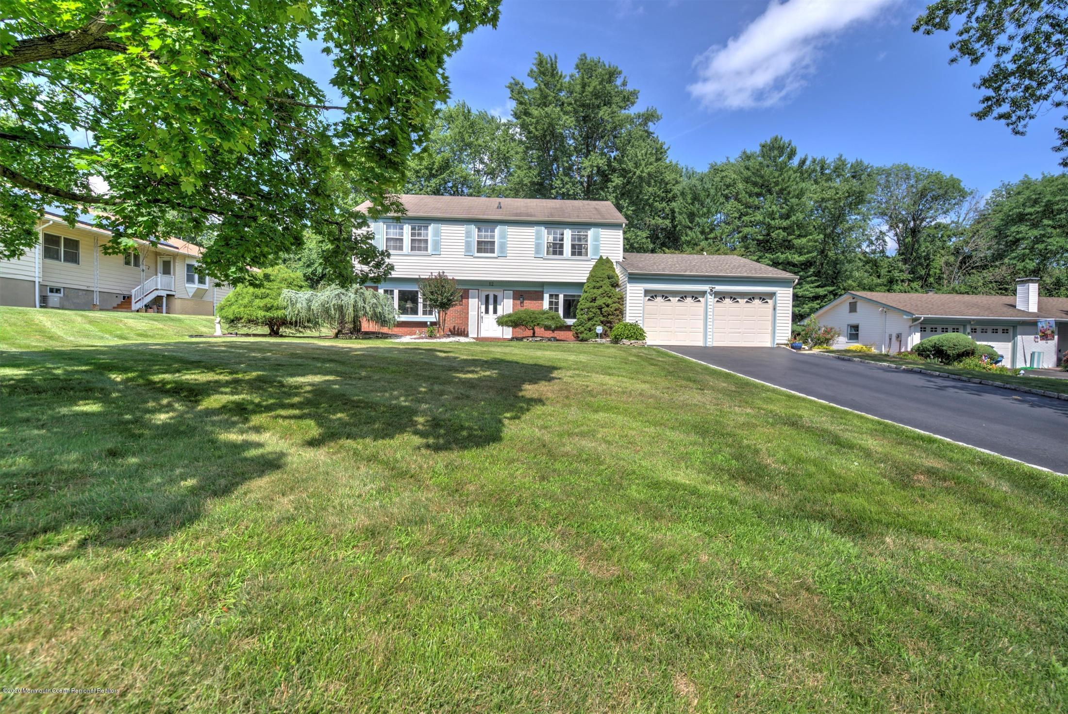 12  Taylor Road,  Marlboro, NJ
