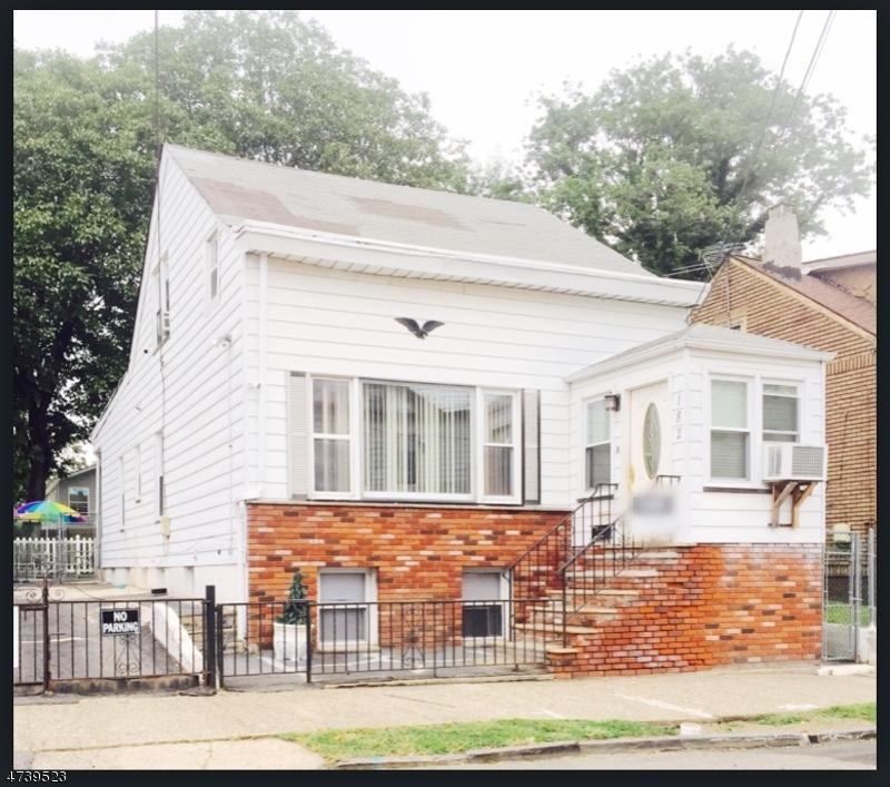 182  Paterson Ave,  Paterson City, NJ