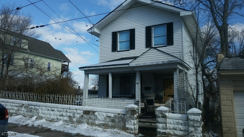 154  Sheridan Ave,  Paterson City, NJ