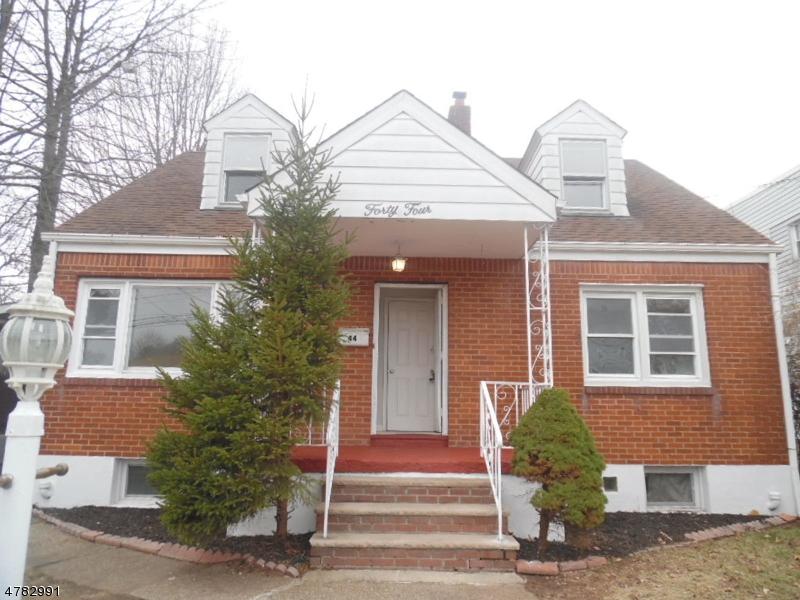 44  Raritan Ave,  Paterson City, NJ