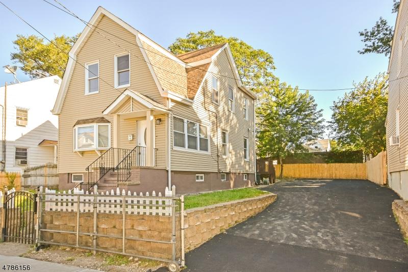 258  Edmund Ave,  Paterson City, NJ