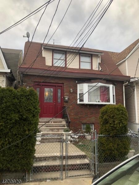 456  E 31st St,  Paterson City, NJ
