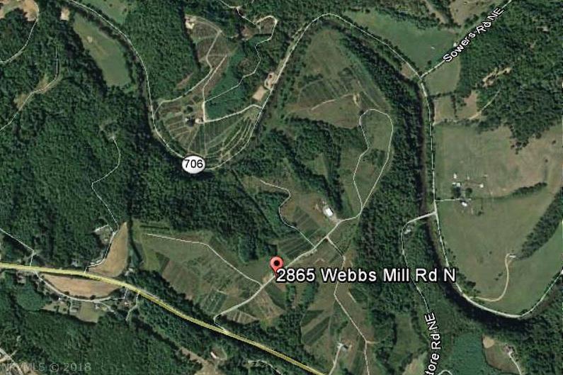 2865  Webbs Mill,  Floyd, VA