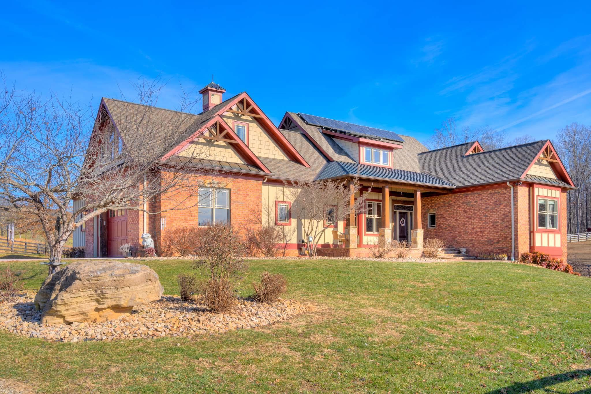 3930  Horse Farm,  Blacksburg, VA