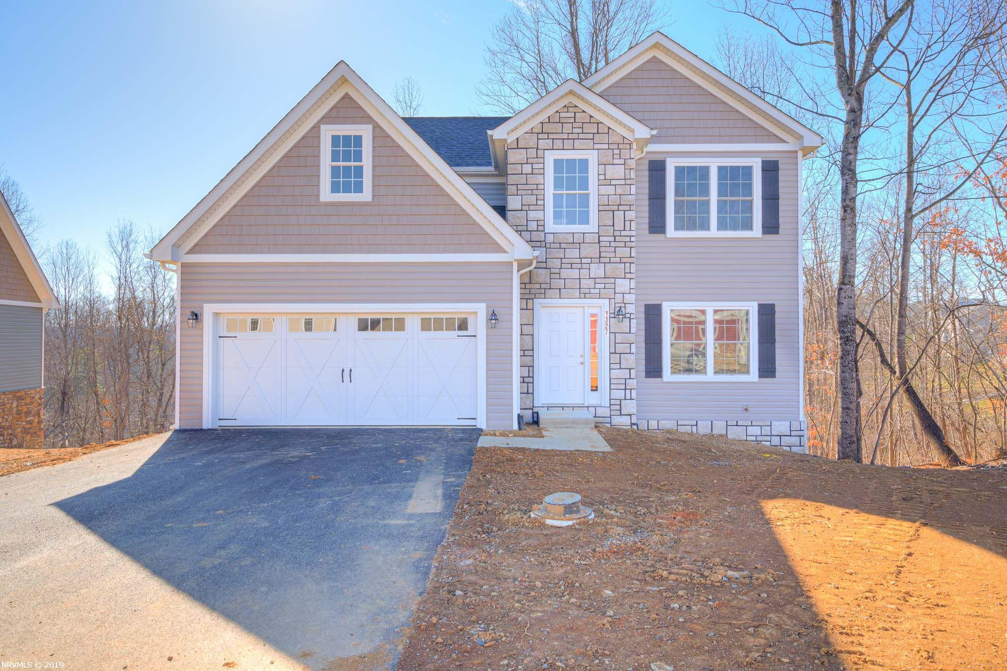 1327  Walnut Ridge,  Christiansburg, VA