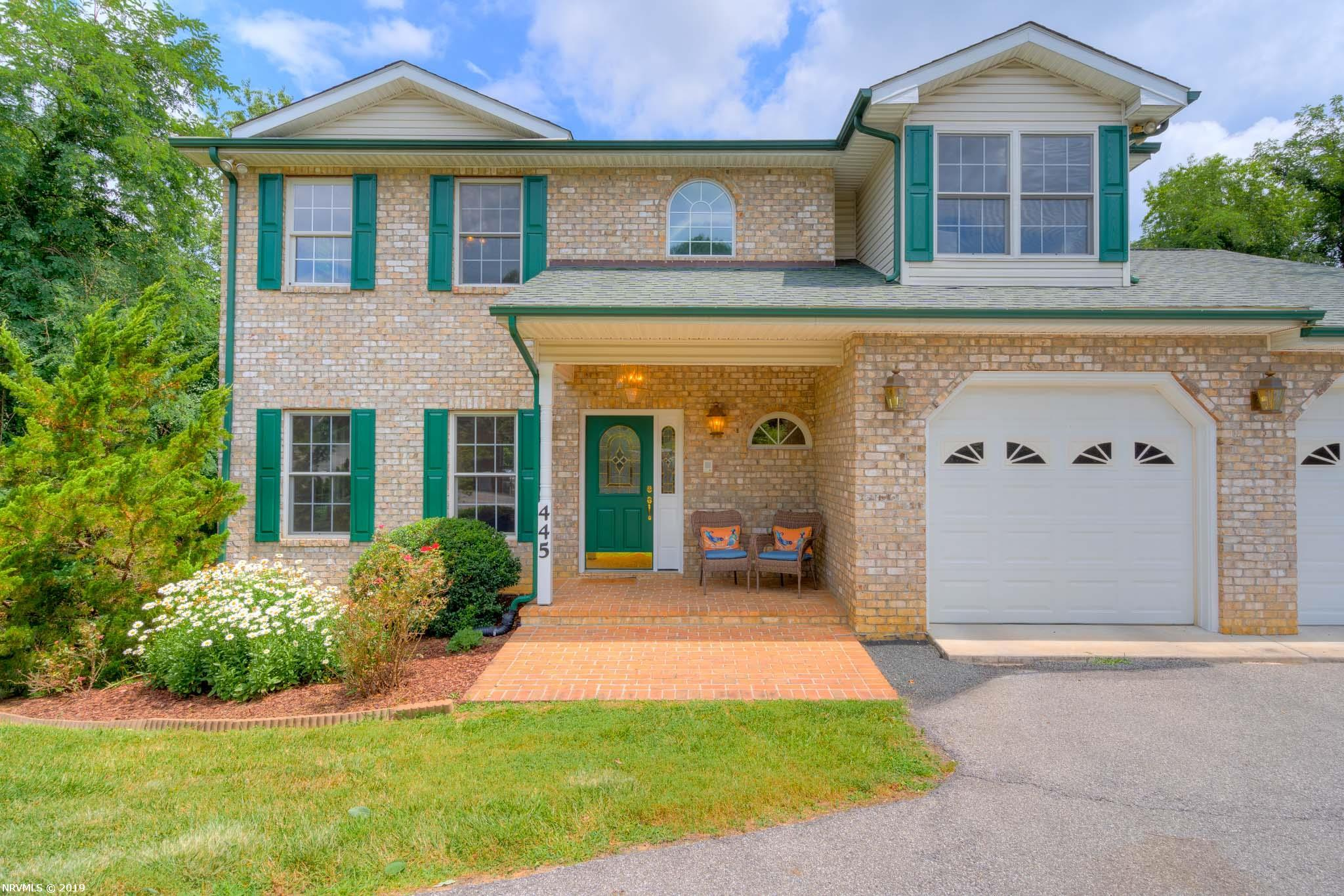 445  Diamond Crest,  Christiansburg, VA