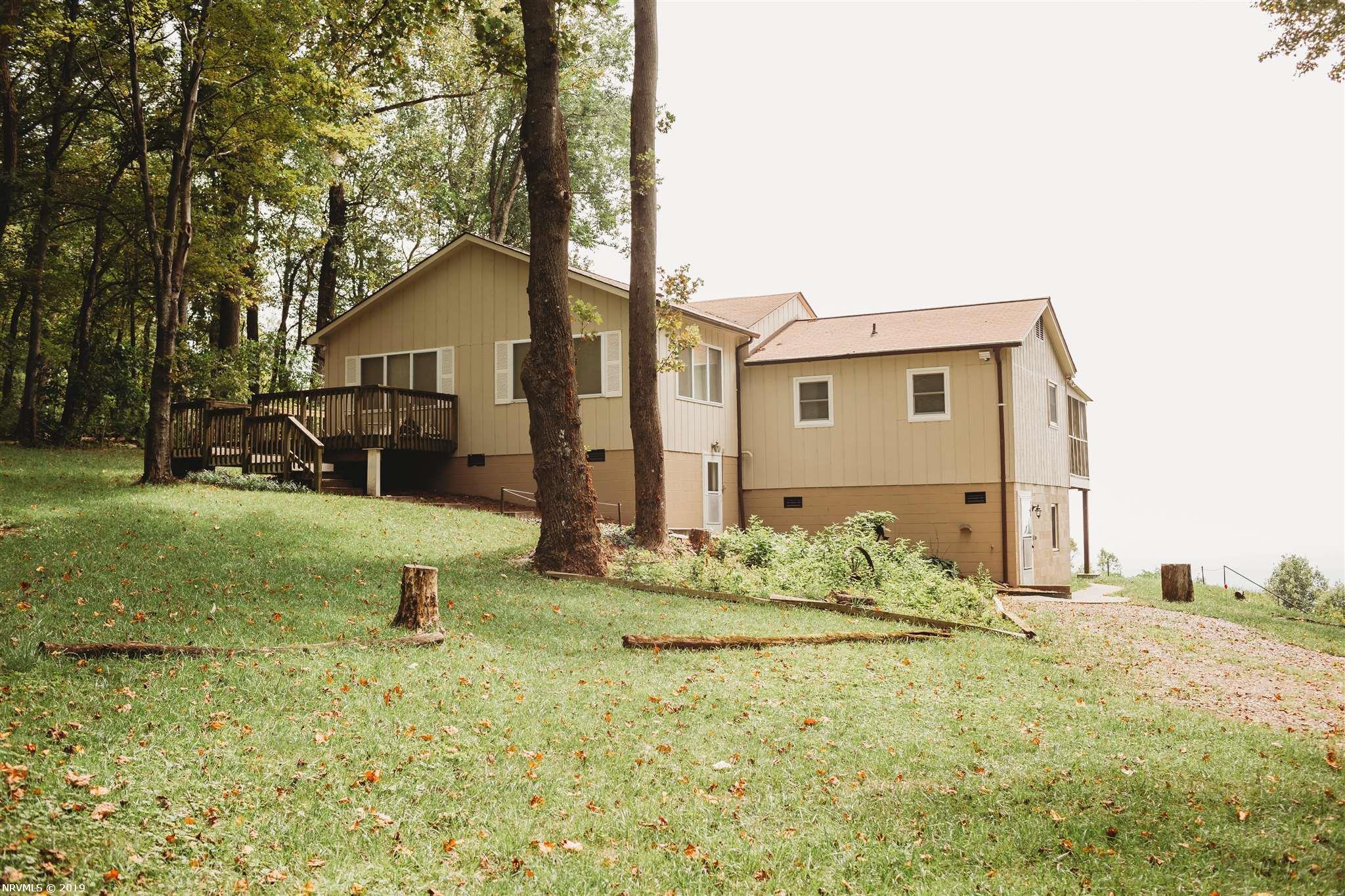 1575  Walnut Knob,  Floyd, VA