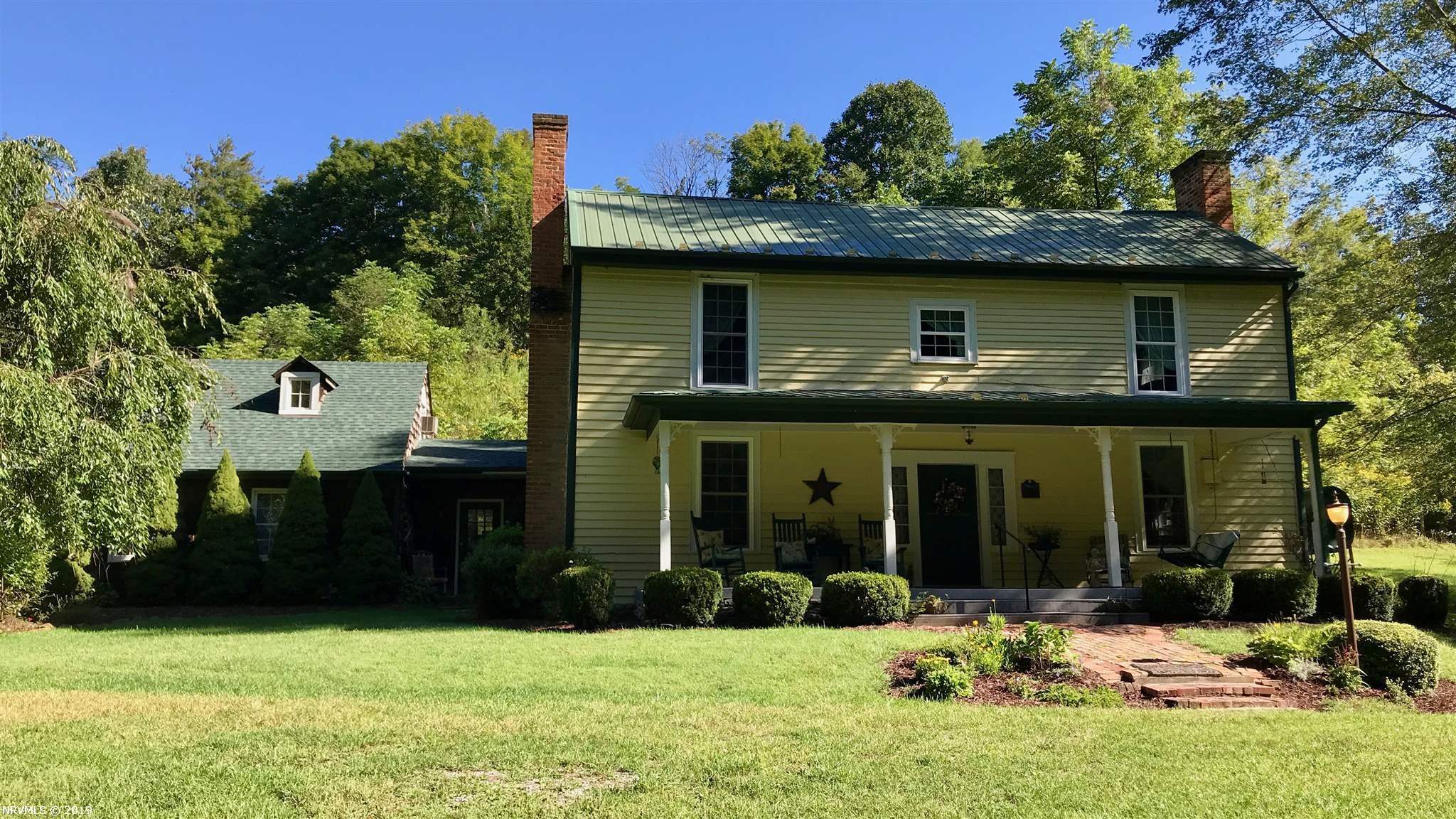 3915  Cedar Springs,  Rural Retreat, VA