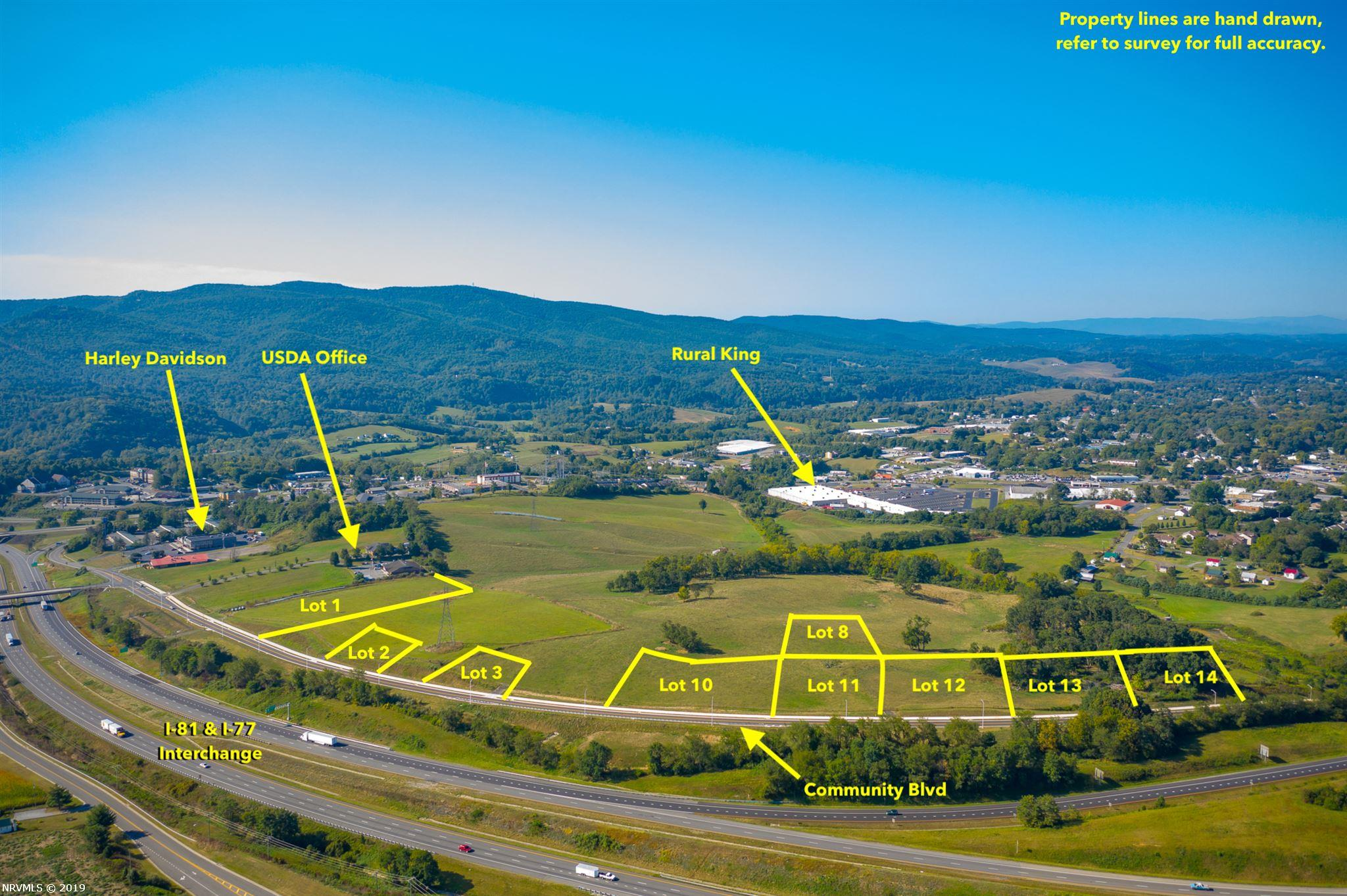 94 Acres  Community,  Wytheville, VA