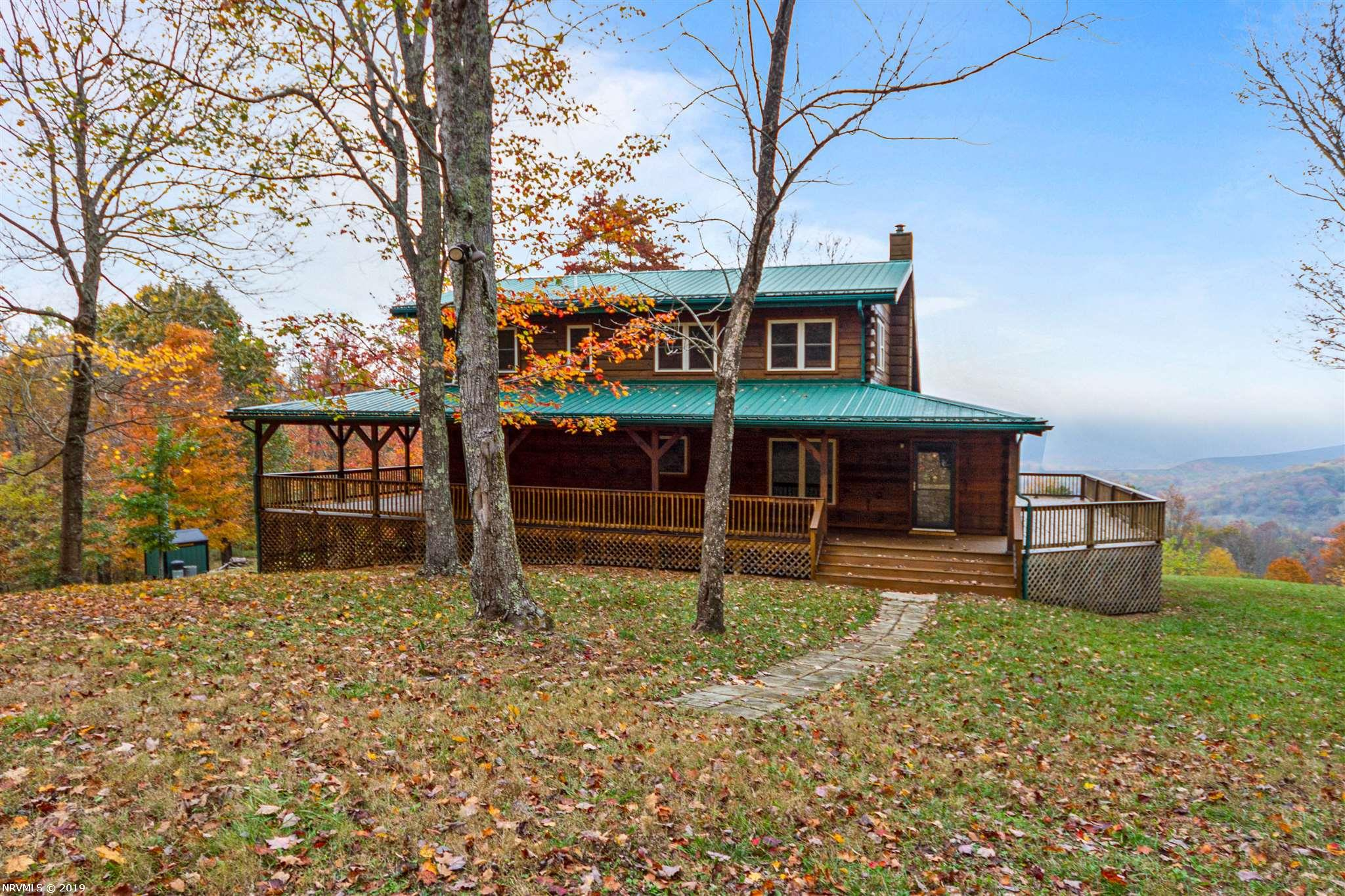 302  Autumn View,  Pearisburg, VA