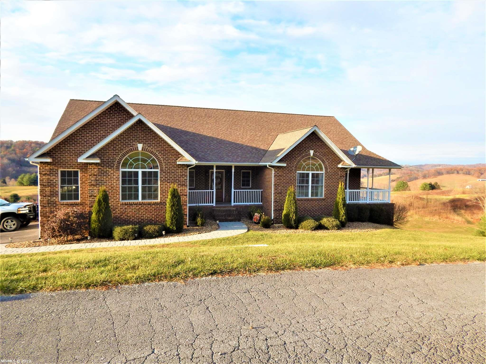14  Island View,  Peterstown, WV