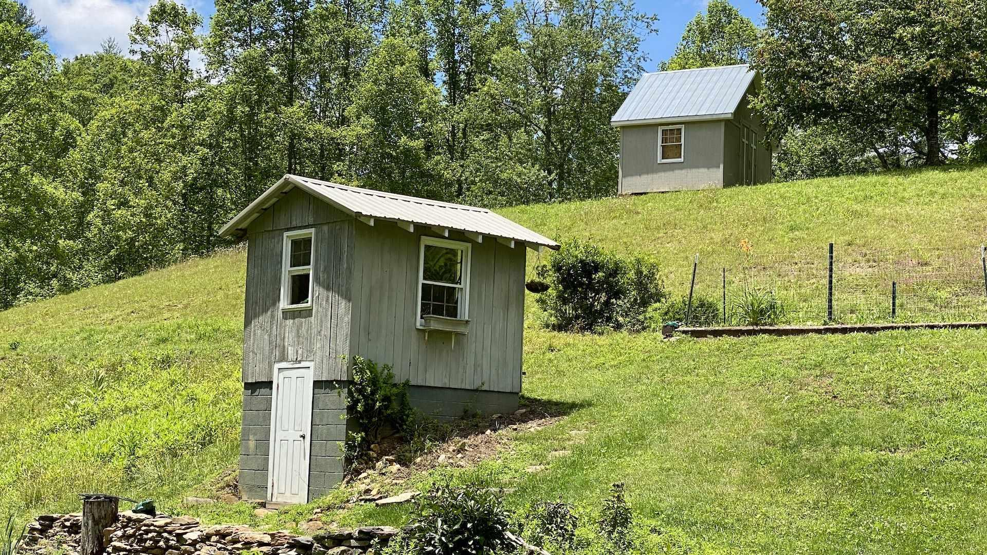 584 Old Wildcat, Hillsville, VA, 24343