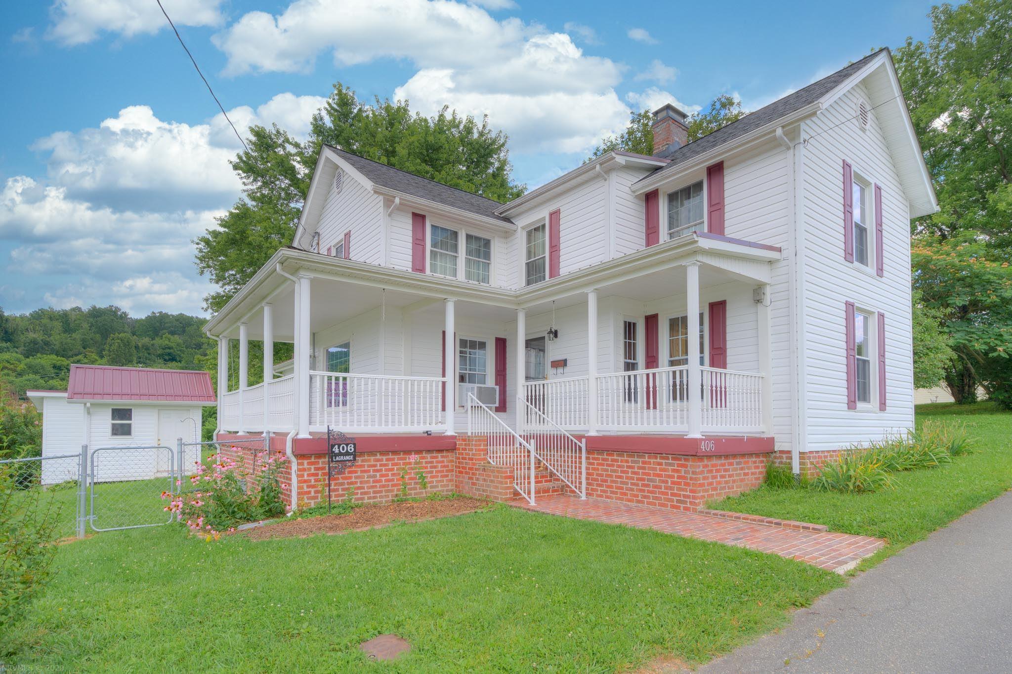 406  Lagrange,  Pulaski, VA