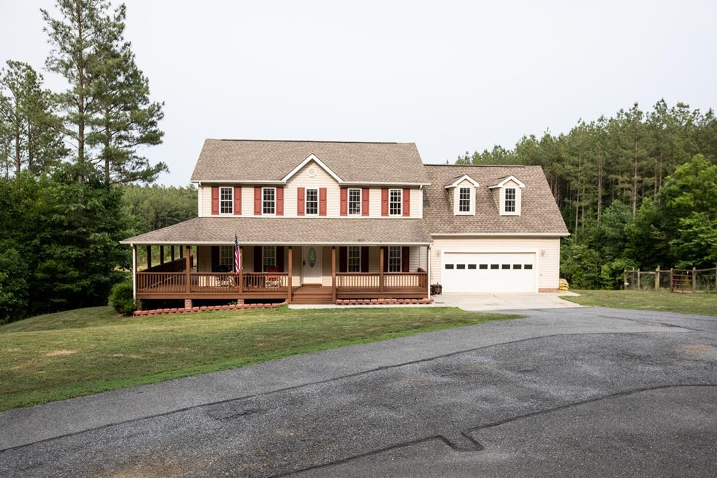 712  Old Ridge Road,  Farmville, VA