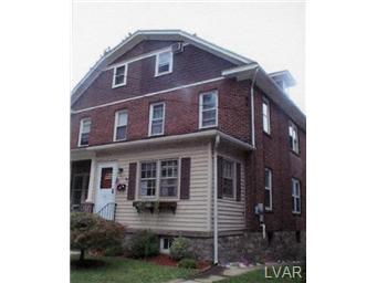 632  Lafayette,  Easton, PA