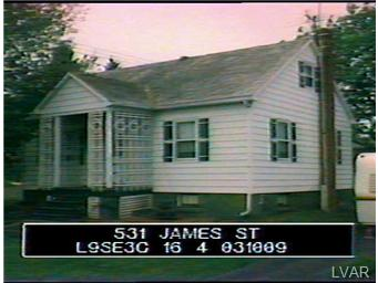 531  James,  Easton, PA