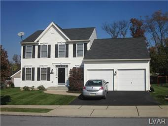 2001  Strathmore,  Lower Macungie Twp, PA