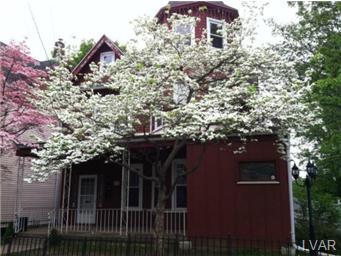 832  Spring Garden,  Easton, PA