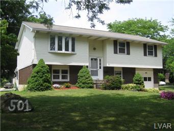 501  Belmont ,  Easton, PA