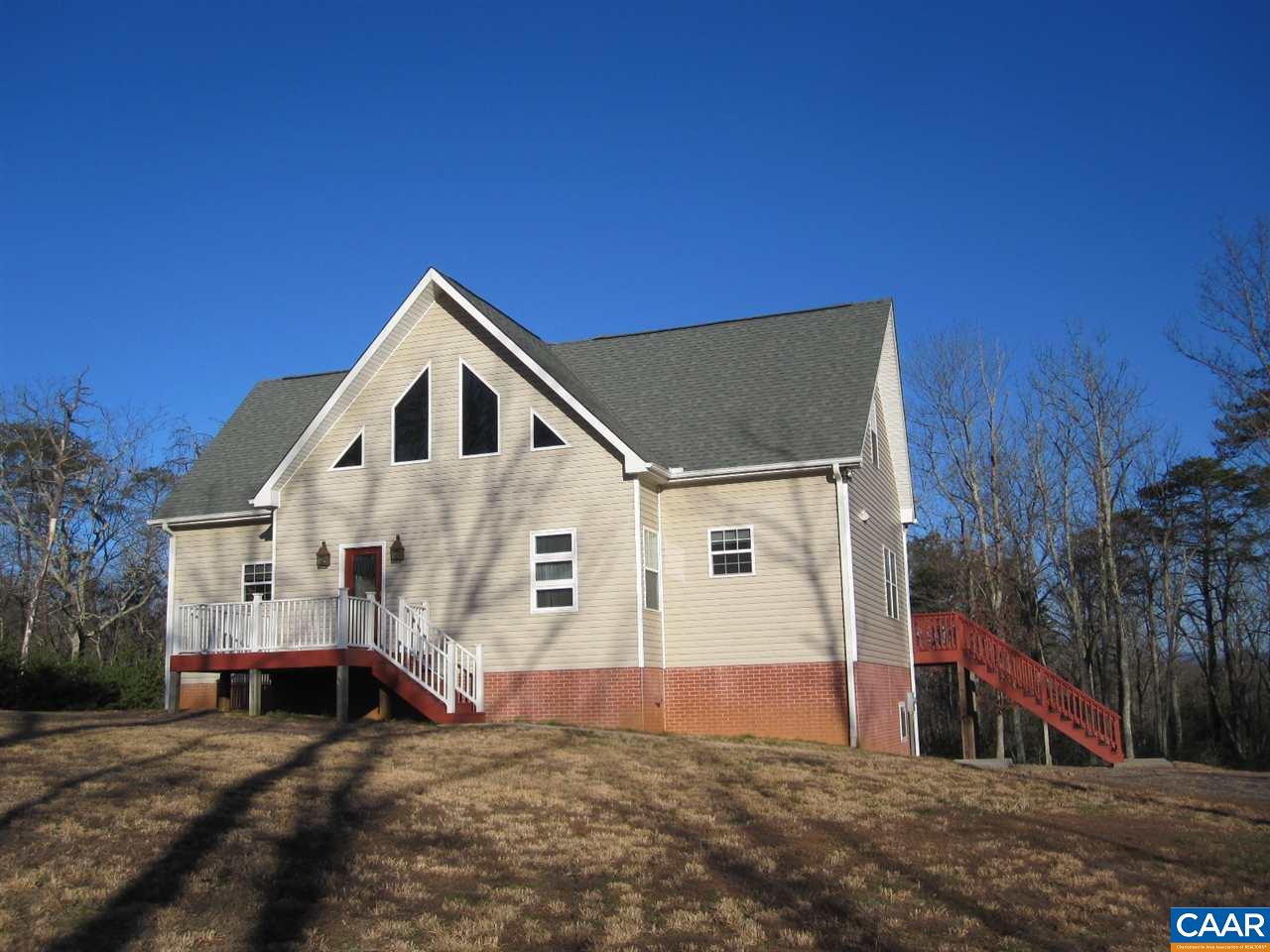 504  Woodland Church Rd,  Buckingham, VA