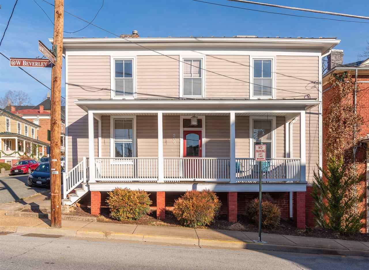309  Beverley St,  Staunton, VA
